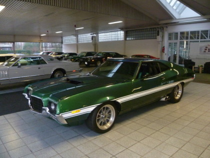 Schmidle Automobile - Fast & Furious Ford Gran Torino